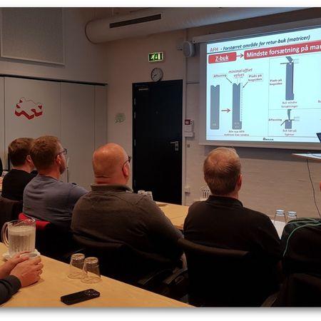 DK Værktøj seminar