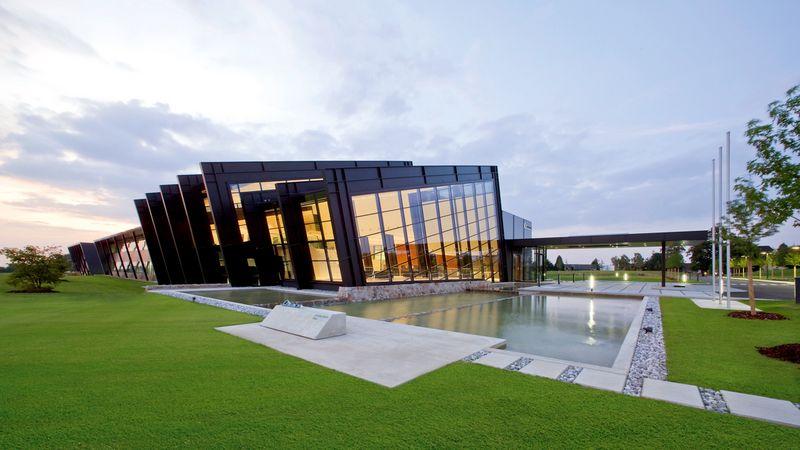 The head office of AMADA GmbH
