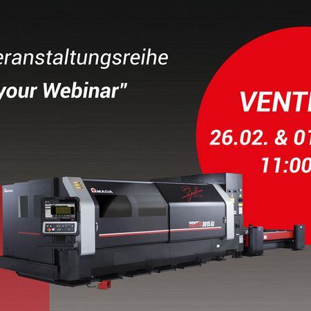 Webinar: VENTIS AJ - Next generation fiber laser