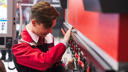 Find out more about your career opportunities at AMADA