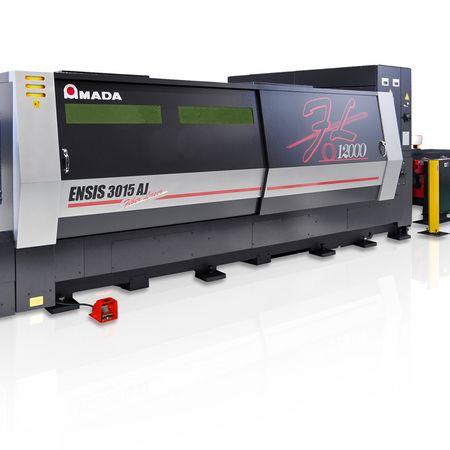 ERBA Groep koopt eerste 12 kW fiber lasersnijder van Amada