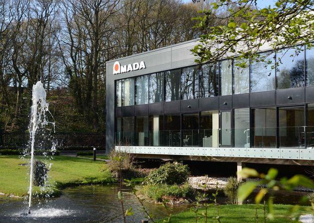 AMADA UK Open for business