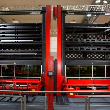 Automatizare pentru Masinile Combinate