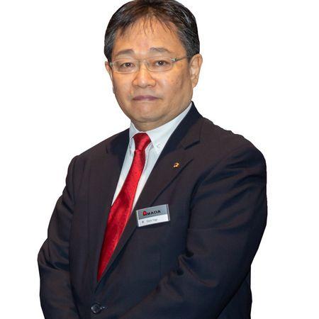 Pan Eiichi Yagi został Prezesem Amada GmbH
