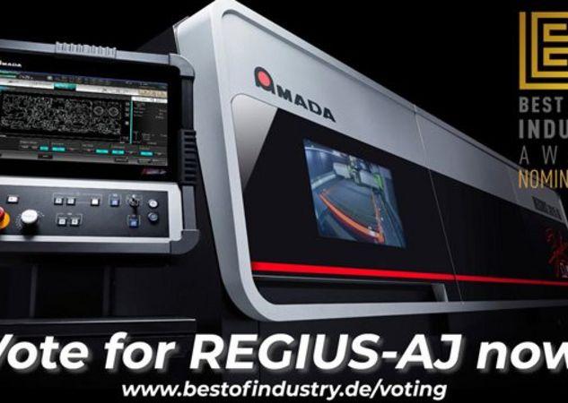 Vote for REGIUS-AJ now!