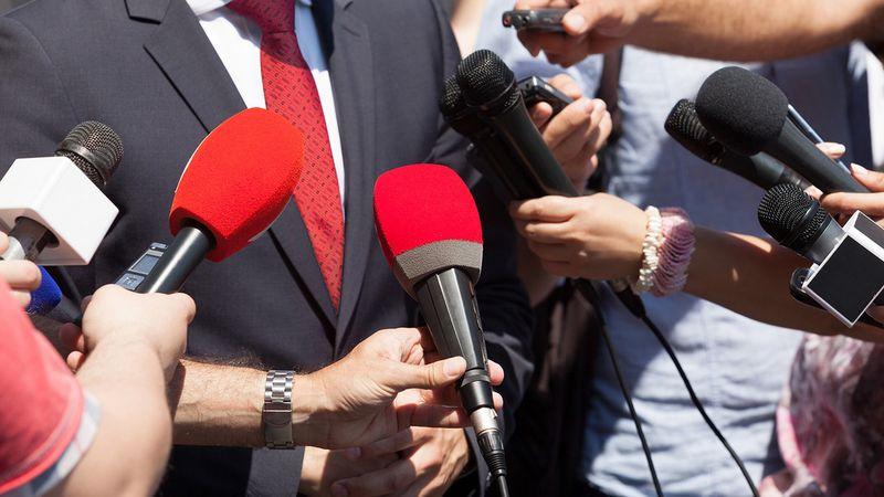 Pressekonferenz und Veröffentlichungen