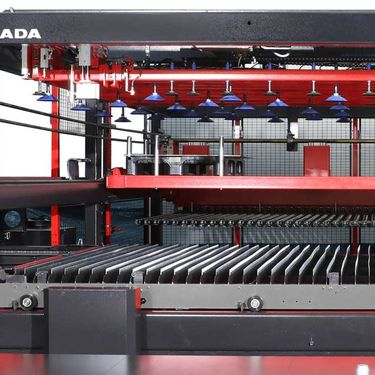 Automation for Laser Machines