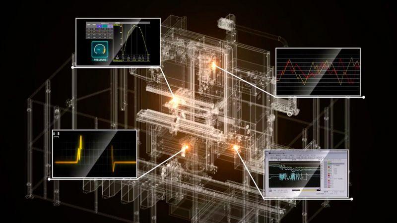 Ortsunabhängiger Remote Service zur schnellen Identifikation von Maschinenproblemen
