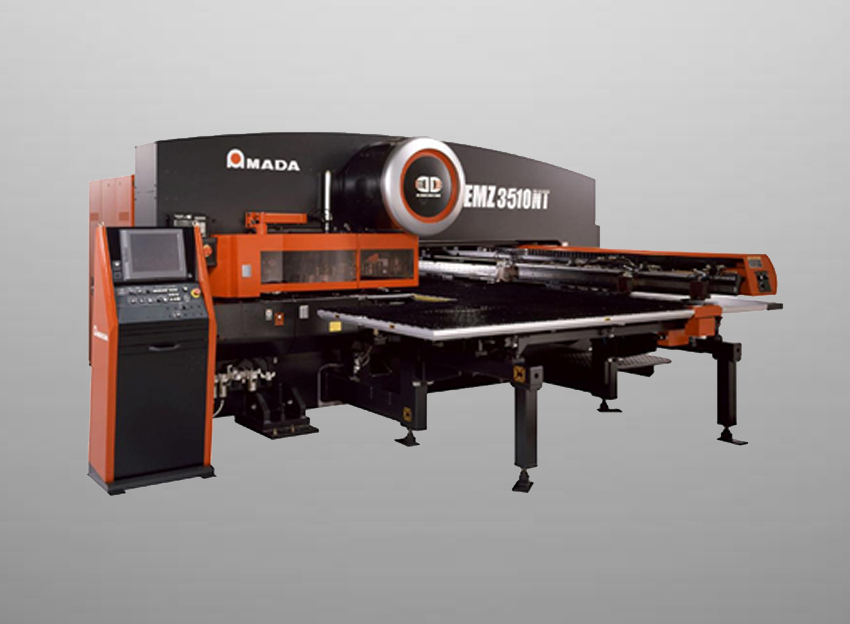 Maquinaria usada - EMZ-3510NT con MP250