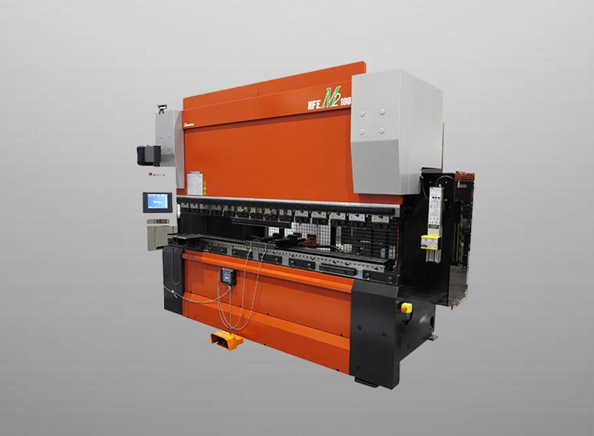 Maquinaria usada - PLEGADORA HFE-1003M2 4 ejes