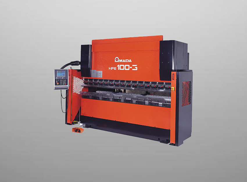 Pre-Owned HFE-1003 7 Axis Press Brake