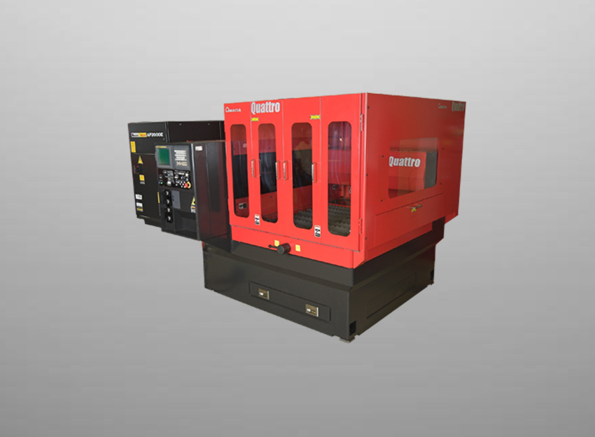 Pre-Owned QUATTRO Laser 2 kW